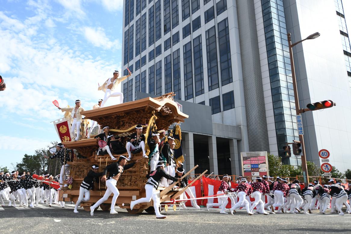 "The 23rd The MATSURI (""Festival"") in Izumisano"