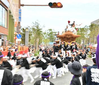 泉佐野ではさまざまなイベントが開催されています!